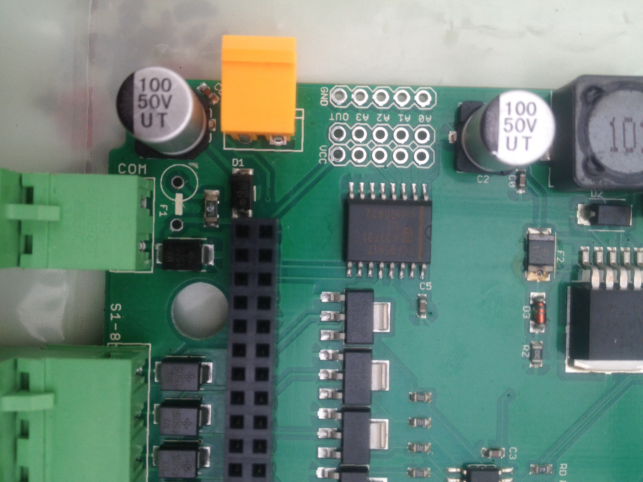 Topic Burned Ospi And Raspberry Pi Opensprinkler Accessories Others Repair Parts X3 Motherboard Circuit Board Image