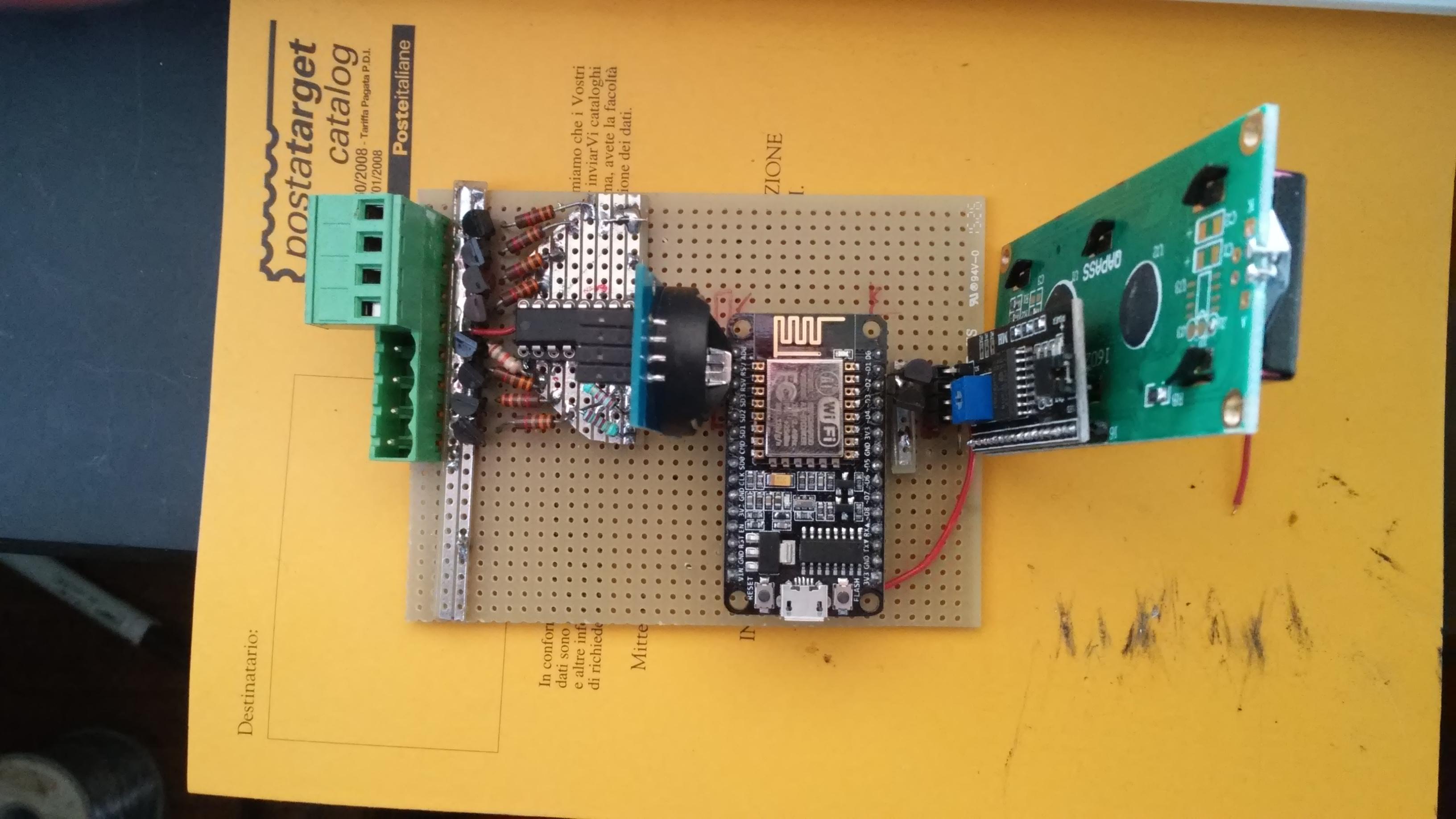 Topic: Opensprinkler on ESP8266 | OpenSprinkler