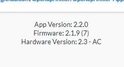 OS Version Info